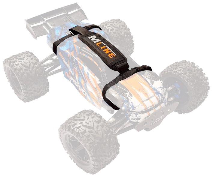 MLine RC Car Tragegriff / Handle für 1/8er & 1/10er RC-Cars