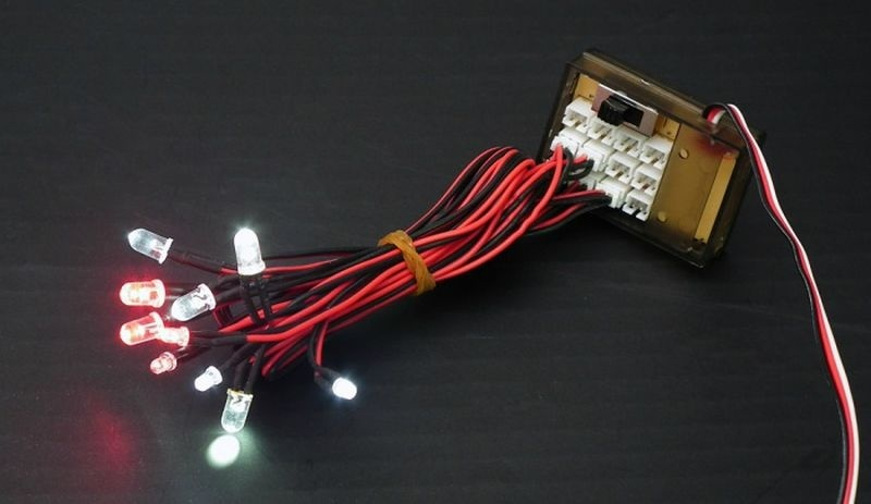 RC4WD Super Bright Scale Light System 2 RC4WD