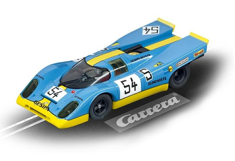 Carrera Evolution Porsche 917K Gesipa Racing Team, No.54