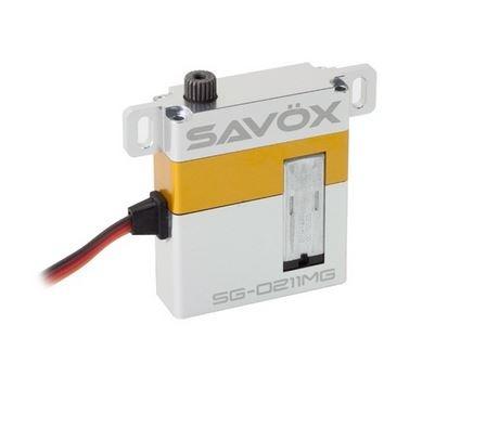 Savöx SG-0211MG Servo
