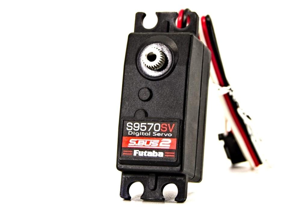 Futaba Servo S9570SV MG BB 0,08s/8,0kg
