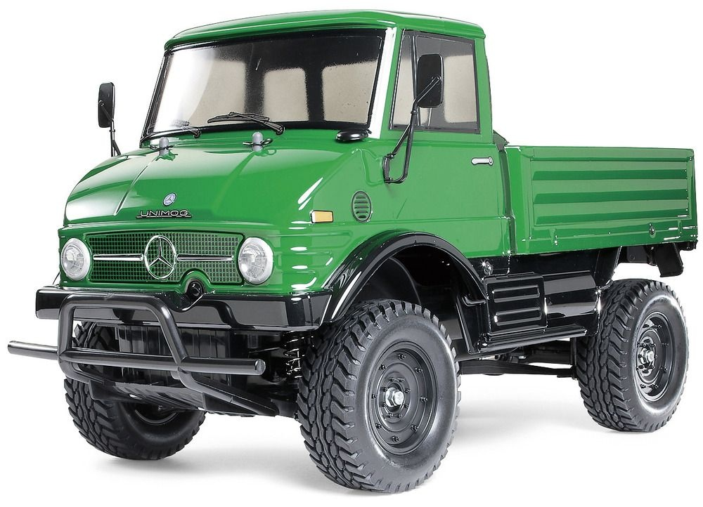 Tamiya Mercedes-Benz Unimog 406 Serie U900 (CC-01) Bausatz