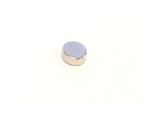 Neo-Delta-Magnet (NdFeB) 3 x 7, rund (1)