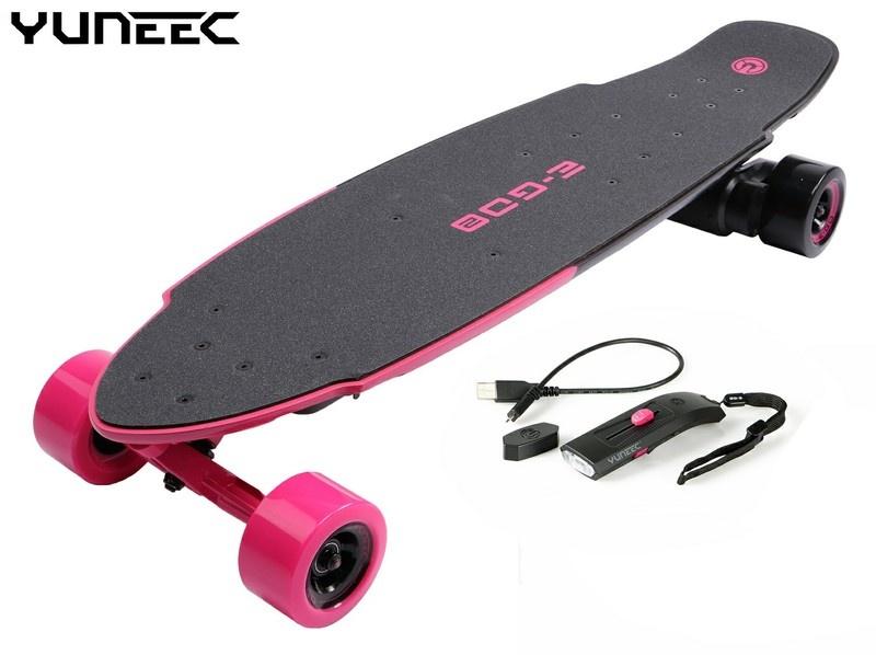 Yuneec E-GO 2 E-Board (Hot Pink)