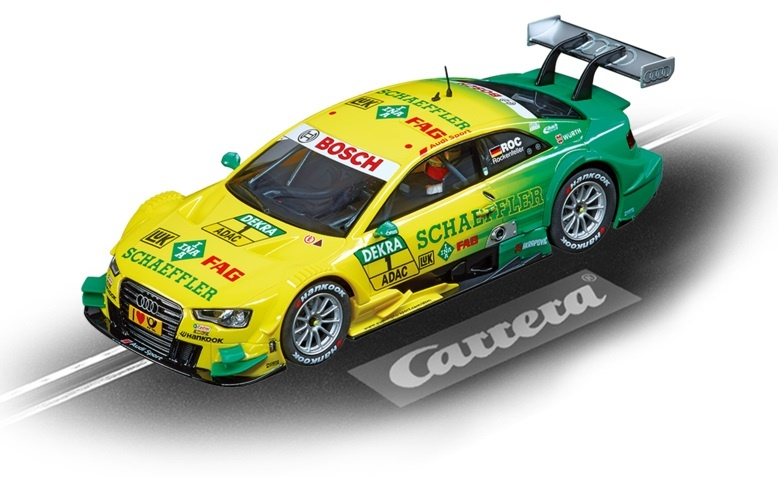 Carrera Digital 132 Audi A5 DTM M.Rockenfeller,No.1,2014