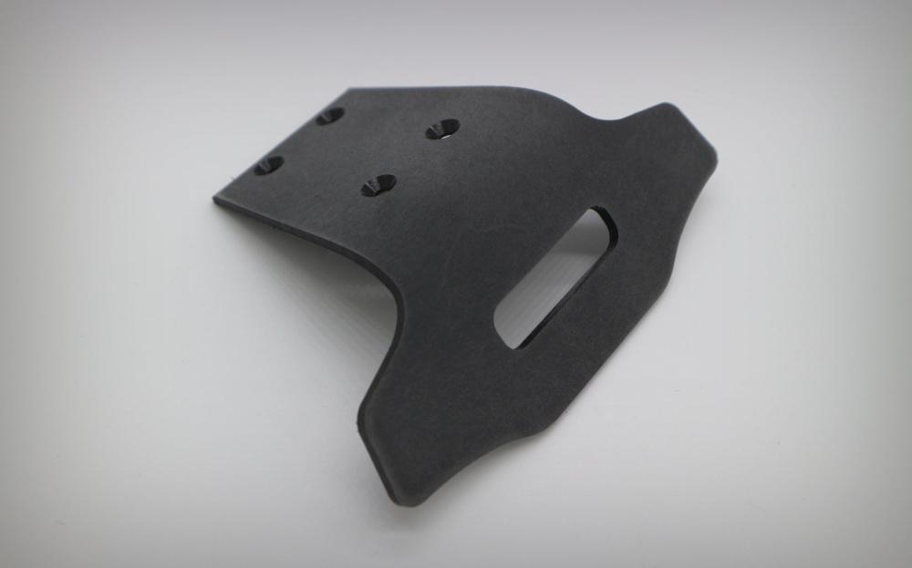 Auslauf - POS RC Racing Parts Rearbumper Arrma BLX 6s