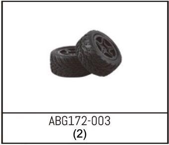 Absima Truggy Wheels (2)