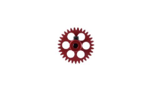 NSR AW Gear/Zahnrad 31T 16.8mm NSR RED