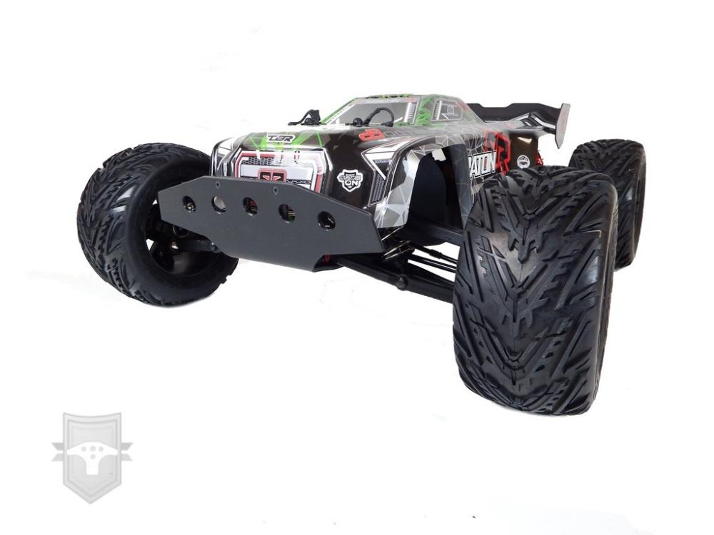 T-Bone Racing Thrasher Front Bumper -- Arrma Kraton / 6S /