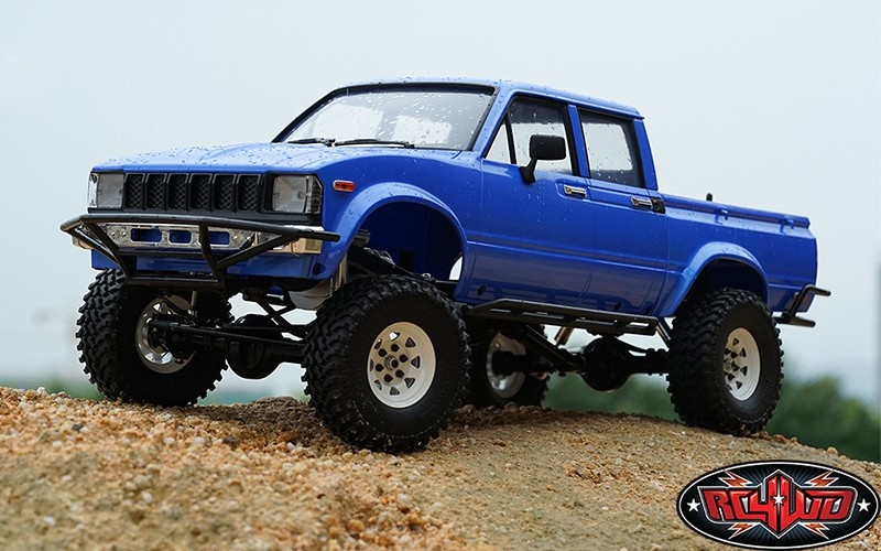 RC4WD Trail Finder 2 Truck Kit LWB w/ Mojave II Four Door