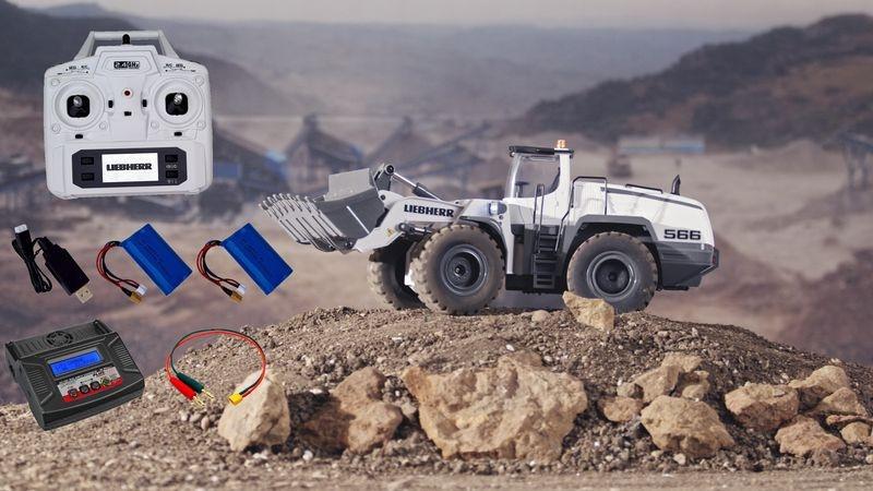 FM-electrics Liebherr Metall-Radlader Mining Edit. limitiert
