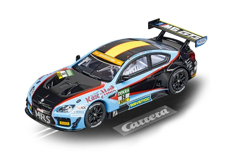 Carrera Digital 132 BMW M6 GT3 Molitor Racing, No.14