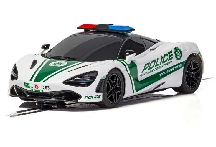 Scalextric 1:32 McLaren 720S Police Car SRR