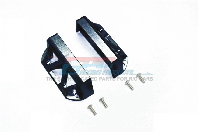 GPM aluminium steering servo holder - 1PR SET for Traxxas