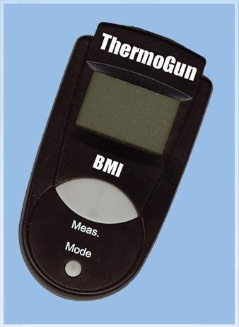 BMI Temperatur-Messgerät