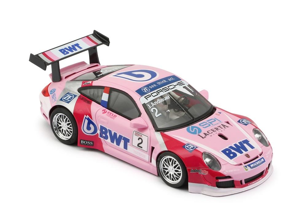 NSR Porsche 997 - Super Cup BWT Andlauer # 2 Livery