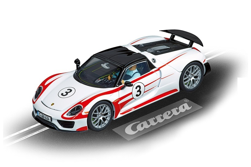 Carrera Digital 132 Porsche 918 Spyder, No.3