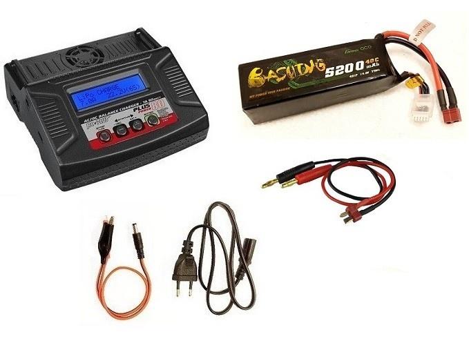 RC Plus RC-CHA-212 PlusPower 80 AC/DC 7A 80W --SPARSET 5--