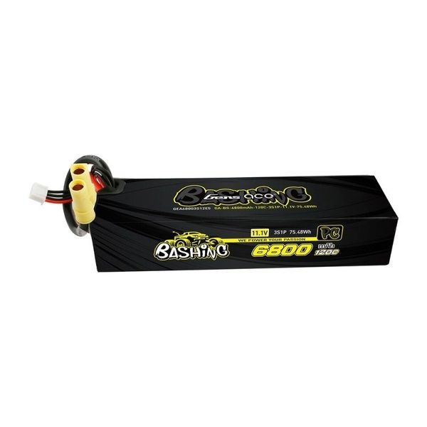 Gens ace 6800mAh 11.1V 120C 3S1P Lipo Battery Pack