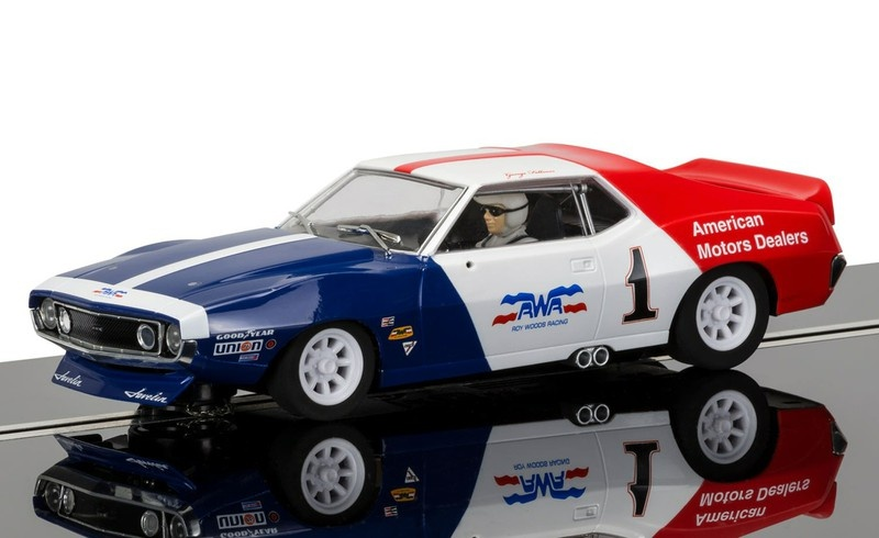 Scalextric AMC Javelin TransAm #1 HD