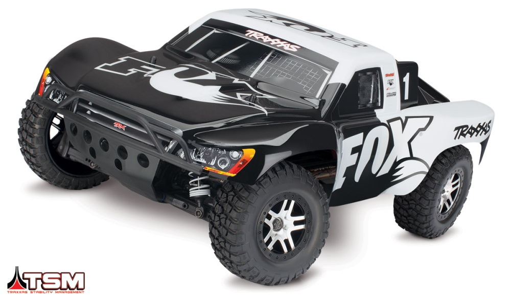 Auslauf - Traxxas Slash 4x4 BL Short Course Truck