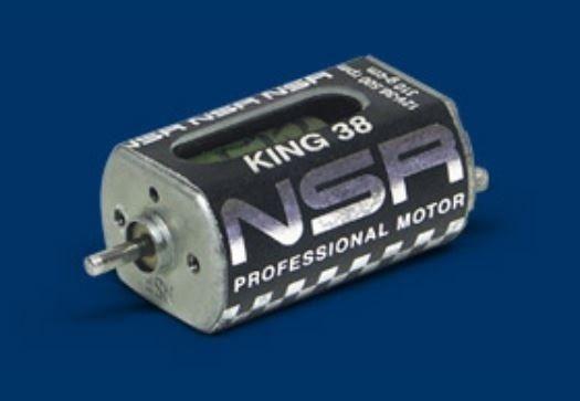 NSR KING 38K EVO 38500 rpm 310g.cm @12V
