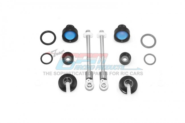 GPM alloy rebid kit for mag102f front damper - 20pc set