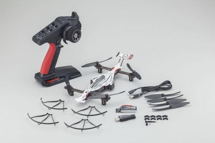 Kyosho Drone Racer G-Zero Dynamic weiss RTF