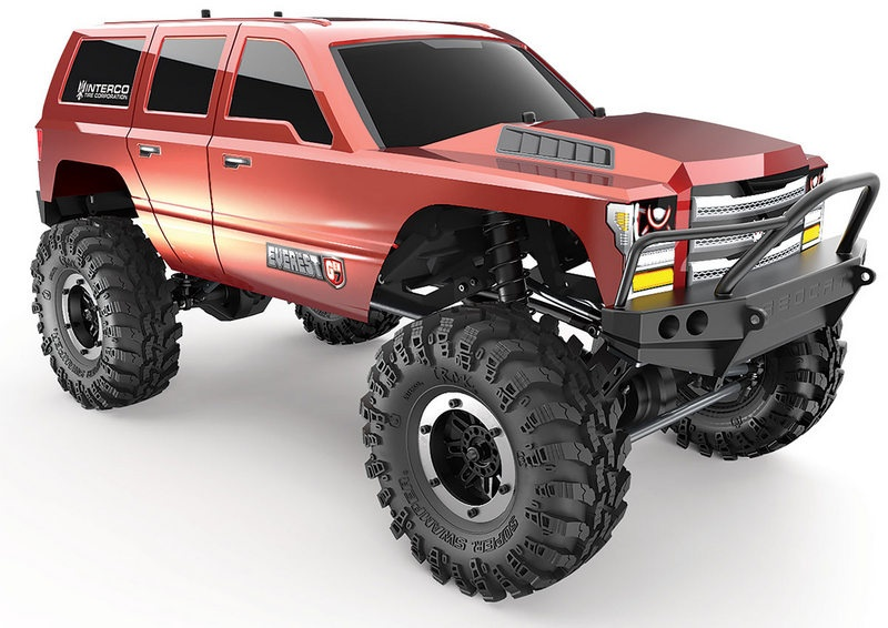 Red Cat Racing Crawler Gen7 SPORT Brushed 2.4GHz