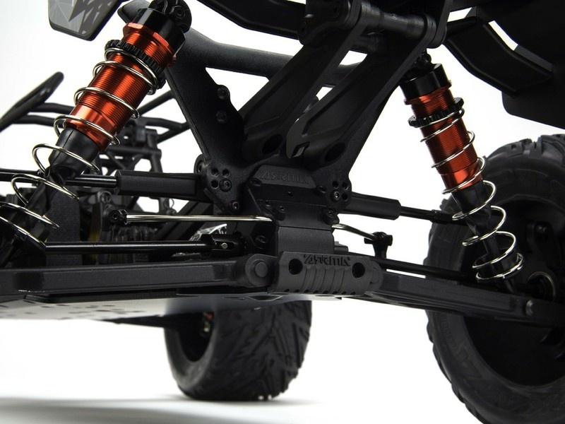 arrma rc kraton   blx wd monster truck ghz modellbau metz slotcars rc modellbau