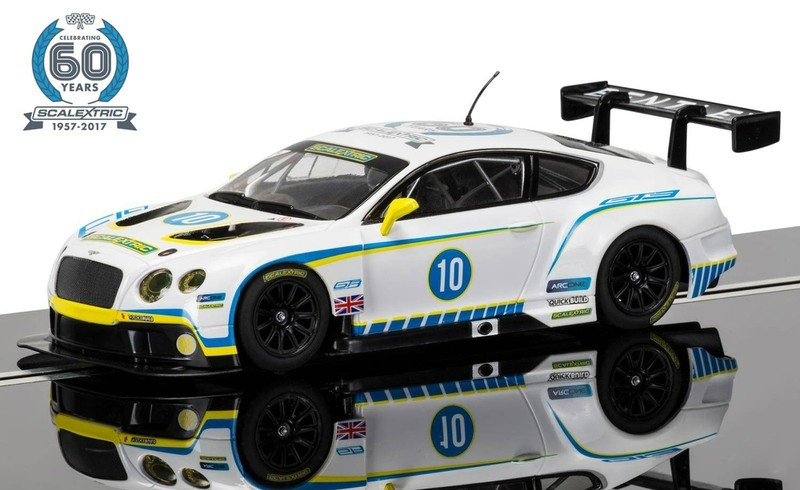 Scalextric 60 J. Collection Car No.1 - 2010s  Bentley