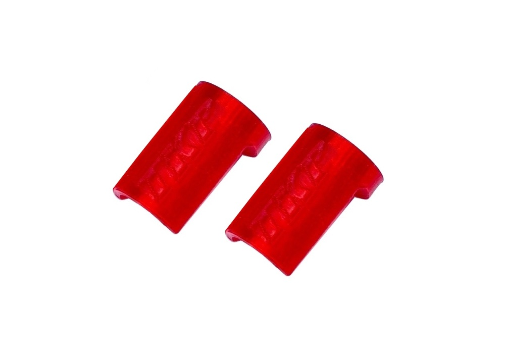 JS-Parts Dämpferschoner ultraflex rot passend für