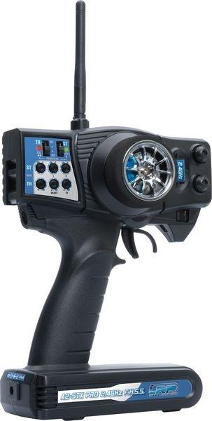 LRP A2-STX Pro 2.4GHz F.H.S.S. Fernsteuerungs-Set