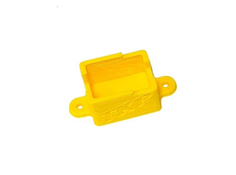 JS-Parts Schalterhalter ultraflex gelb für Hobbywing MAX8