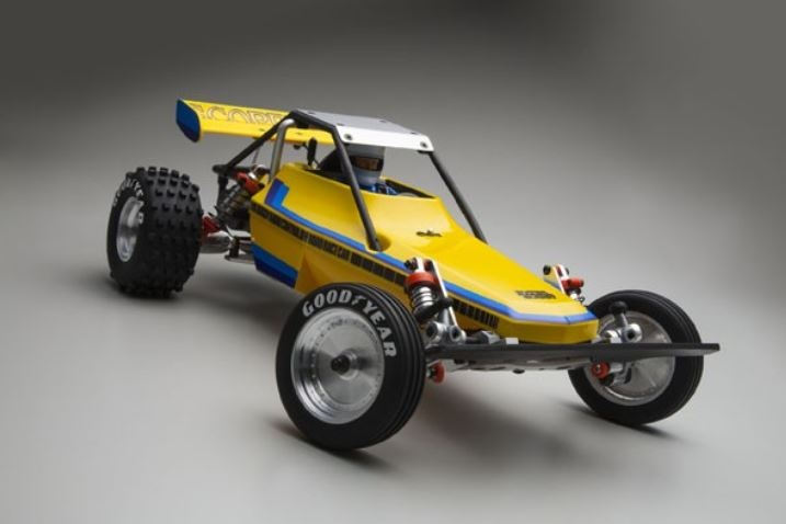 Kyosho Scorpion 2WD Kit Legendary Series Bausatz 1:10