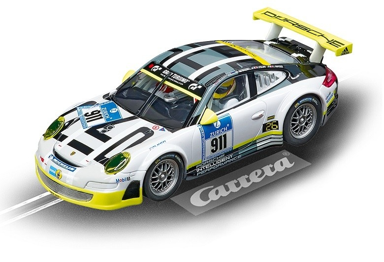Carrera Evolution Porsche 911 GT3 RSR Manthey Racing Livery