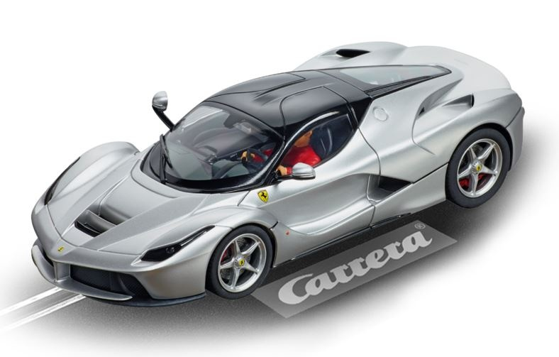 Carrera Digital 132 LaFerrari (Aluminio Opaco)