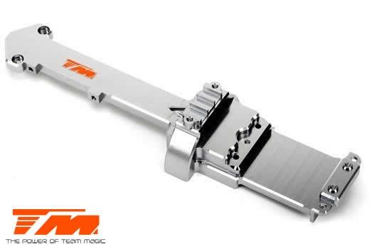 Team Magic Option Part - E5 - CNC Machined Aluminum Central