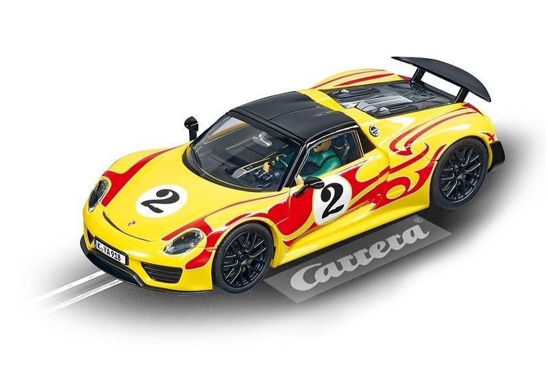 Carrera Evolution Porsche 918 Spyder No.2
