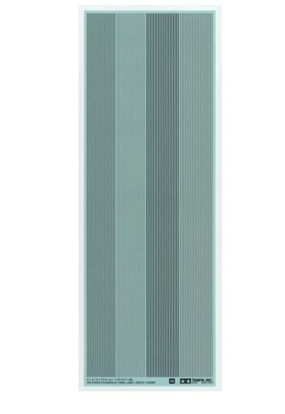 Tamiya Sticker Zierlinien / Pin Stripe Panel Line