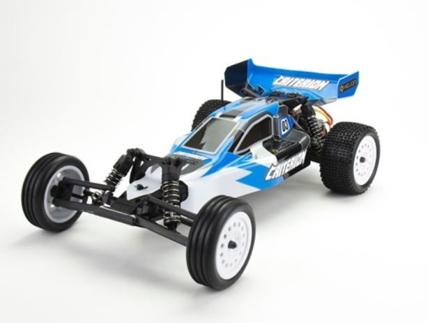 Helion Criterion 2WD Elektro Offroad-Buggy 2.4GHz RTR 1:10
