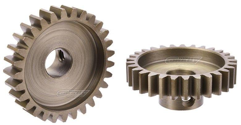 Team Corally - M1.0 Motorritzel - Stahl gehärtet - 29 Zähne