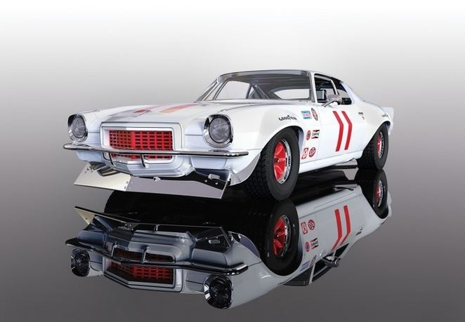 Scalextric 1:32 Chevrolet Camaro 1970 #11 HD