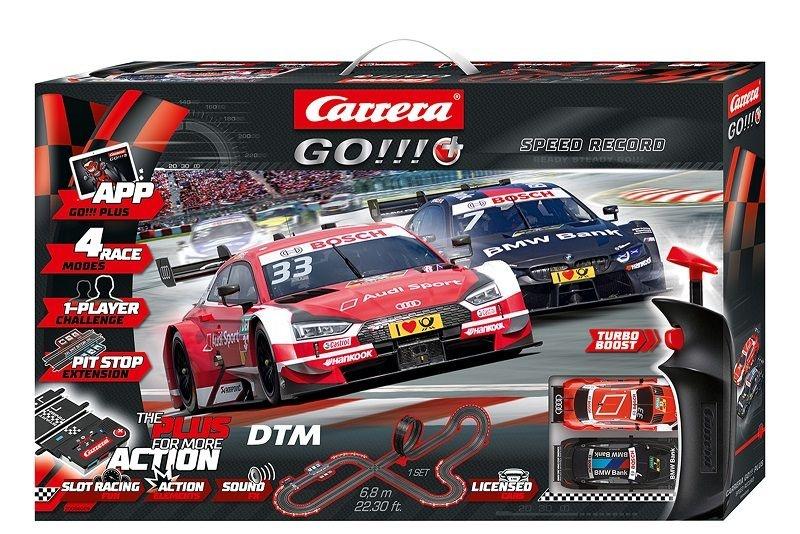 Carrera Go!!! DTM Speed Record