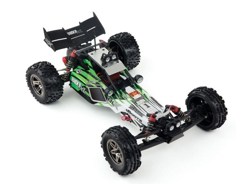 Arrma Raider-XL BLX 2WD Desert-Buggy 2.4GHz RTR 1:8