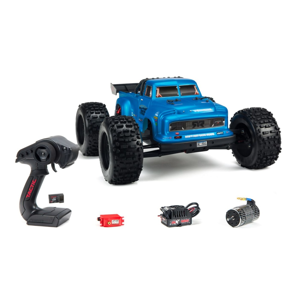 Arrma RC Notorious 4WD Classic Stunt Truck Brushless