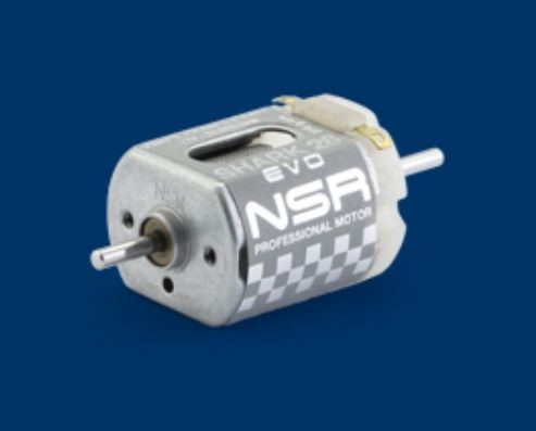 NSR SHARK 28 EVO 28000 rpm 200g.cm @ 12V