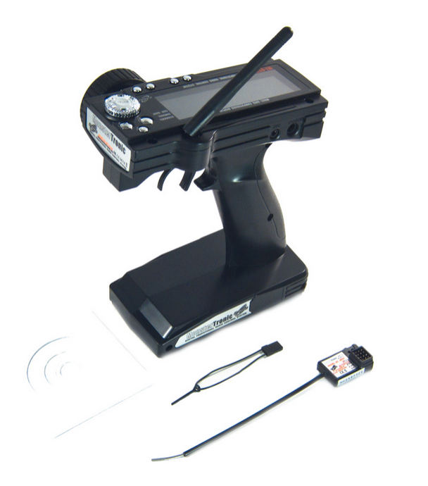 Monstertronic Pistolensender 2.4GHz Digital 3-Kanal MTGT3