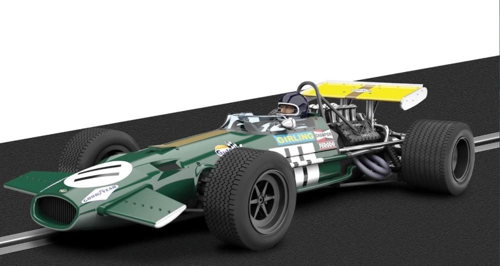 Scalextric GP Legends - Brabham BT26A