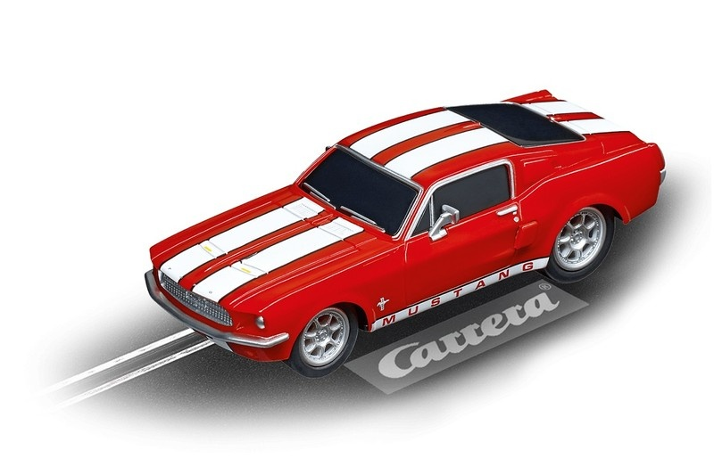 Carrera Go!!! Ford Mustang 67 - Race Red